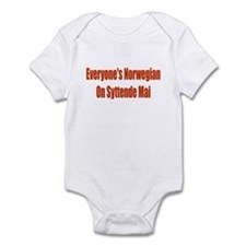 Cool Norsk Infant Bodysuit