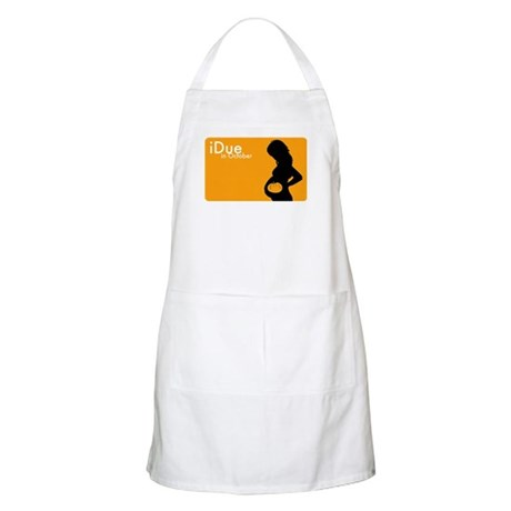 iDue October BBQ Apron