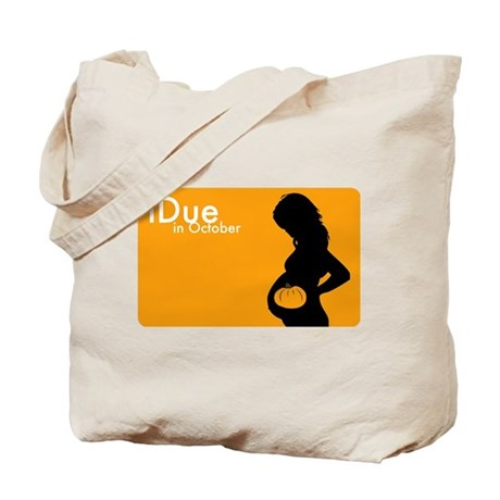 iDue October Tote Bag