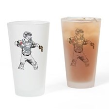 Catcher C Drinking Glass