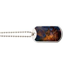 Bubble, bubble, toil and trouble!  Dog Tags