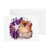 Pom Star Greeting Cards (Pk of 10)