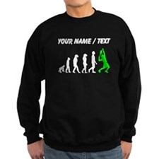 Custom Tennis Evolution (Green) Jumper Sweater