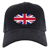 Union Jack Baseball Cap
