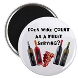 Wine as Fruit2? Magnet
