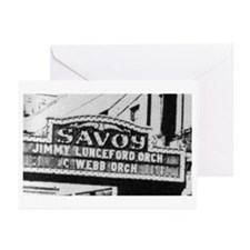 Savoy Marquee Greeting Cards (Pk of 10)