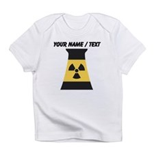Custom Nuclear Smokestack Infant T-Shirt