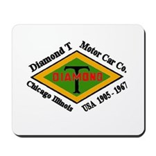 Diamond T Trucks 1905 to 1967 Mousepad