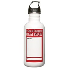 Emergency Animal Rescu Water Bottle
