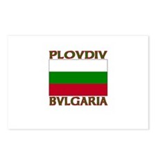 Plovdiv, Bulgaria Postcards (Package of 8)