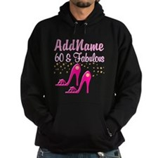 60TH PINK SHOES Hoody