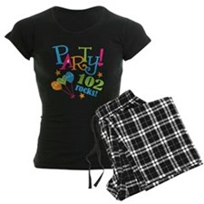 102nd Birthday Party Pajamas