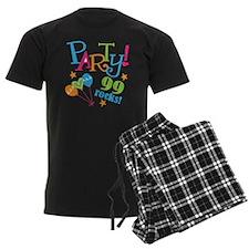 99th Birthday Party Pajamas