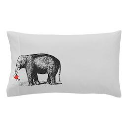 Her Elephant Pillow Case