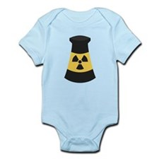 Nuclear Smokestack Body Suit