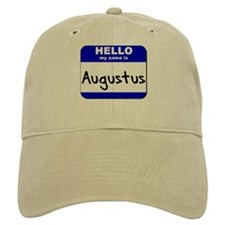 hello my name is augustus Cap
