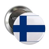 "Finland Flag 2.25"" Button (100 pack)"