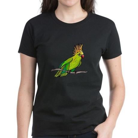 Cockatoo Women's Dark T-Shirt