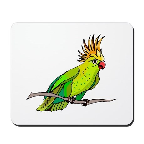 Cockatoo Mousepad