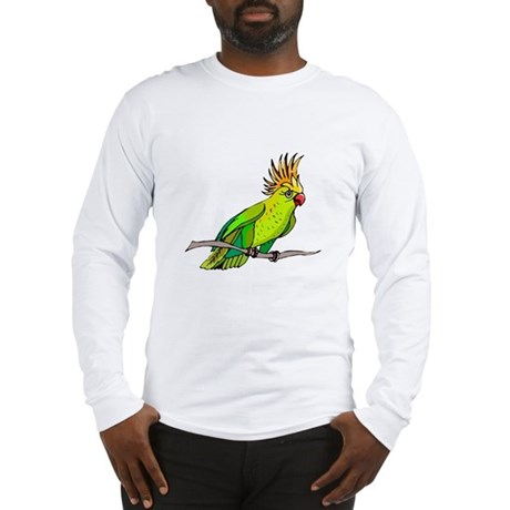 Cockatoo Long Sleeve T-Shirt