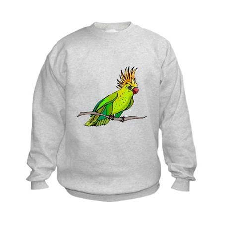 Cockatoo Kids Sweatshirt