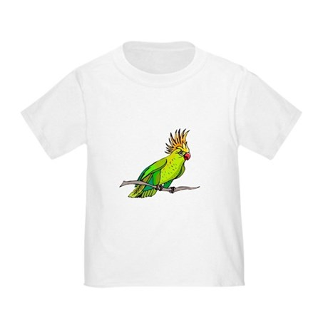 Cockatoo Toddler T-Shirt