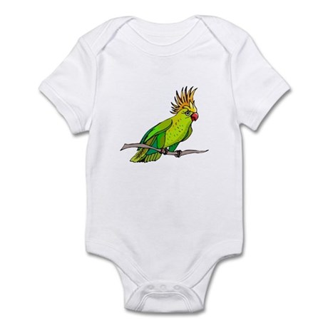 Cockatoo Infant Bodysuit