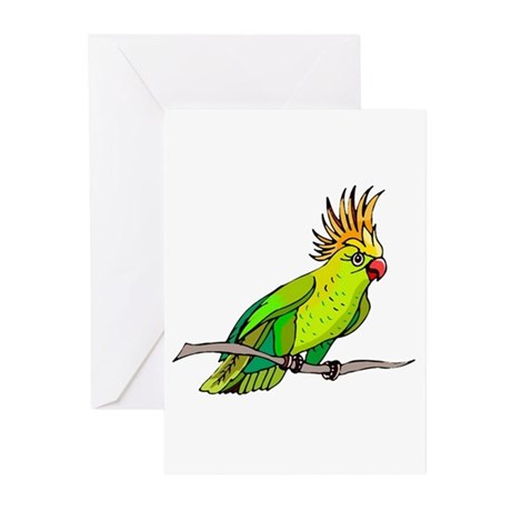 Cockatoo Greeting Cards (Pk of 10)