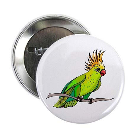 "Cockatoo 2.25"" Button (10 pack)"