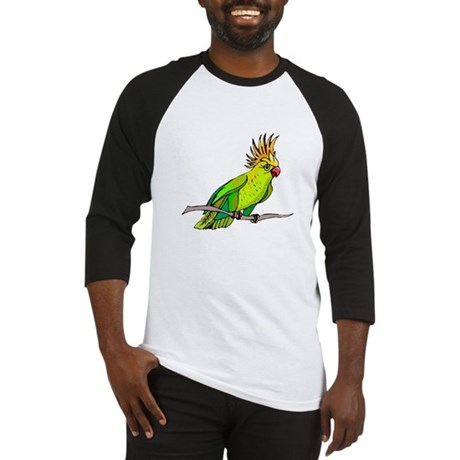 Cockatoo Baseball Jersey