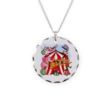 The Circus is in Town Necklace