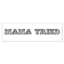 MT Bumper Bumper Sticker