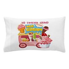 The Ice Cream Truck Pillow Case