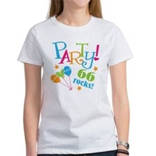 66th Birthday Party Tee