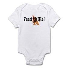Feed Me! Infant Bodysuit