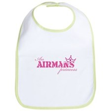 An Airman's Princess Bib