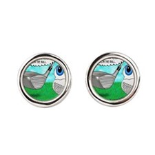 Keep Your Eye on the Ball Cufflinks
