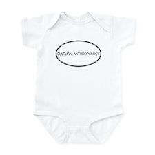 CULTURAL ANTHROPOLOGY Infant Bodysuit