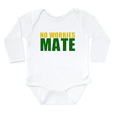 No Worries Mate Body Suit
