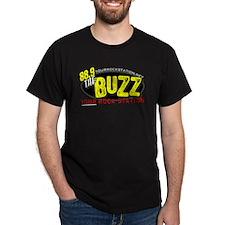 88.9 The Buzz Dark Tee