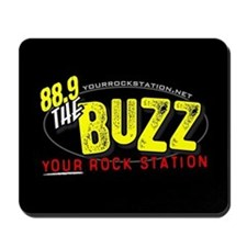 88.9 The Buzz Mousepad