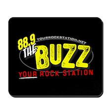 88.9 The Buzz Mousepad