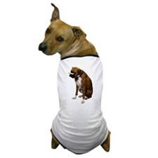 Brindle Boxer Photo Dog T-Shirt