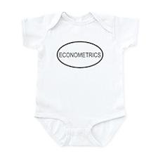 ECONOMETRICS Infant Bodysuit