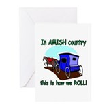 How We Roll Greeting Cards (Pk of 10)