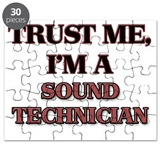 Trust Me, I'm a Sound Technician Puzzle