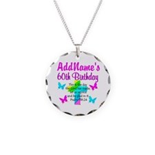 GOD LOVING 60TH Necklace