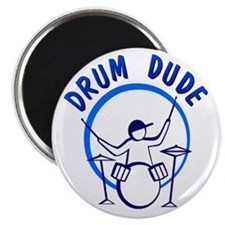 Drum Dude Magnet