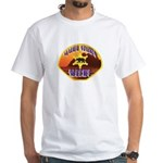 Malibu Sheriff White T-Shirt