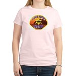 Malibu Sheriff Women's Light T-Shirt